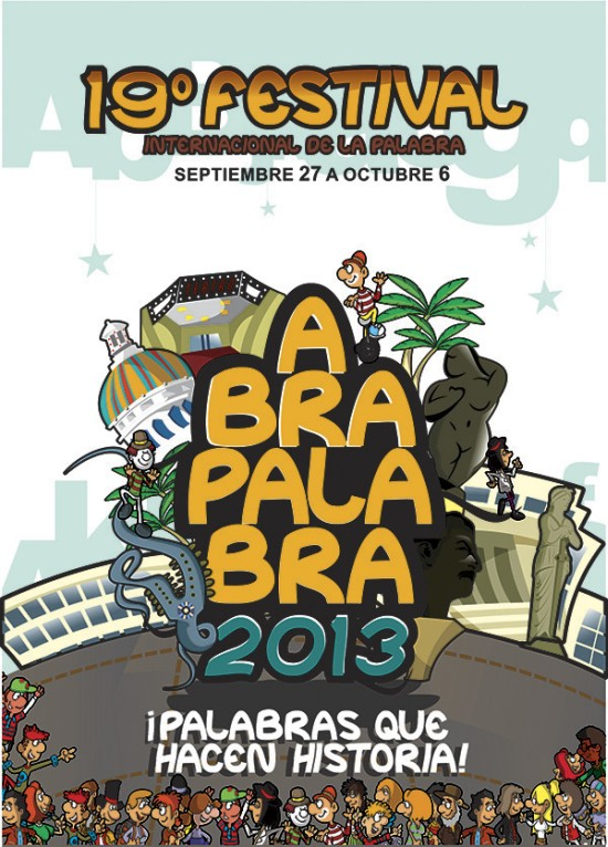 Abrapalabra 2013 - Colombia